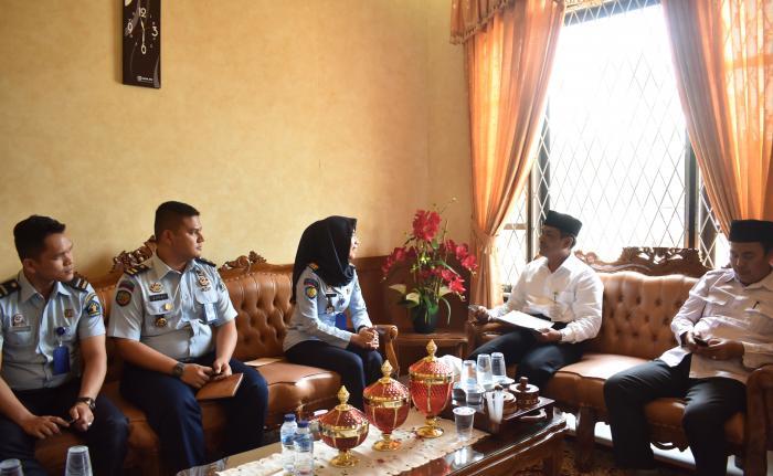 Jalin Kerjasama Bersama LPP Jambi, H. Buhri Dukung Program Pembrantasan Buta Huruf Al-Qur'an