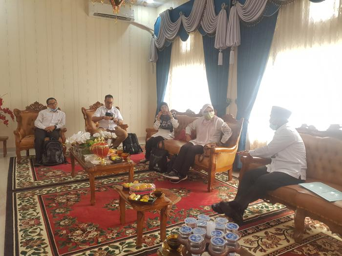 Team Auditor Inspektorat Jenderal Kemenag RI Sambangi Kemenag Muarojambi
